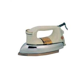 Dry Iron - 1000W -  Silver and Golden