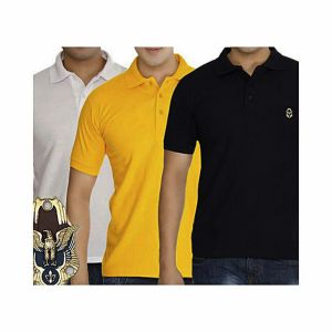 Pack of 3 polo for men