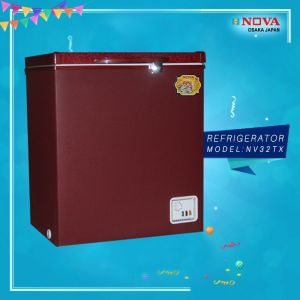 Nova 10.5 CFT Deep Freezer With Inner Sliding Glass (NV-32TX)
