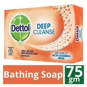 Dettol Soap 75 gm Deep Cleanse