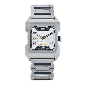 3131SM02 Stainless Steel Analog Watch For Men - Silver-FTB0075