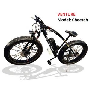 Electric Bicycle (Model: Cheetah)