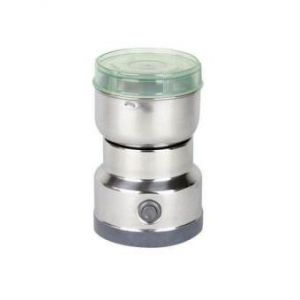 Electric Spice Grinder - Silver