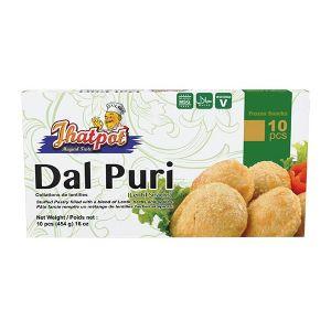 Jhatpot Dal Puri 10 pcs Packet 454gm 5500000351