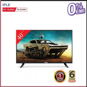 IPLE Smile 40 inch HD LED TV With Free Wallmount