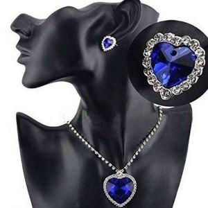 Fashionable Jewelry Set-41