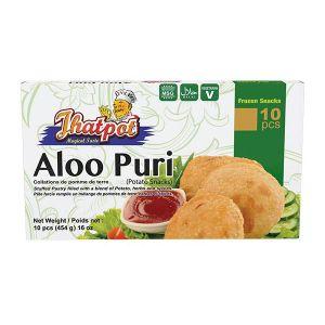 Jhatpot Aloo Puri 10 pcs Packet 454gm 5500000348