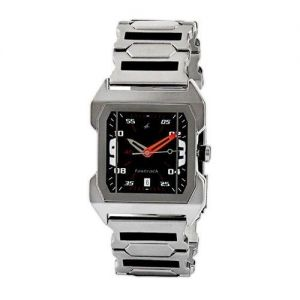 NJ1474SM02 Stainless Steel Analog Watch for Men - Silver