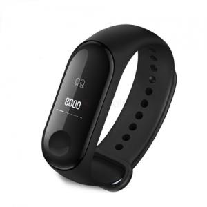 Mi Band 3 OLED Smart Fitness Wristband Bracelet - Black
