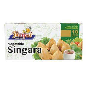 Jhatpot Vegetable Singara 10 pcs Packet 5500000345