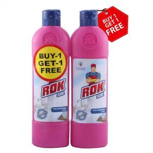 ROK SOL Tiles & Bathroom Cleaner 500 ML (Buy 1 Get 1 Free)
