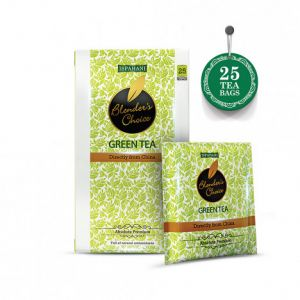 Ispahani Blenders choice green Tea - 37.5 g