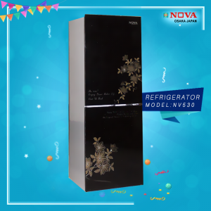 Nova Refrigerator Three Drawer (NV 530)