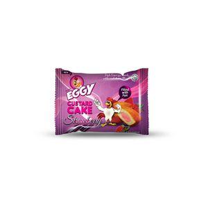 Ifad Eggy Strawberry Custard Cake-25 GRM