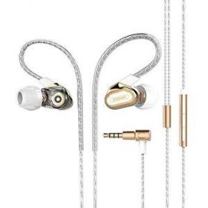 COIL EARPHONE RM 580 - Gold