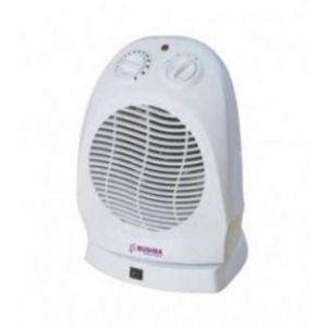 Bushra 2000W Moving Room Heater ACB-11 - White