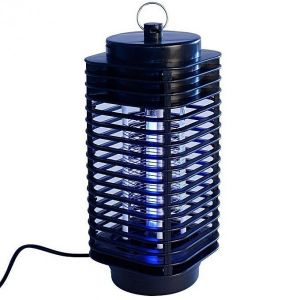Electric Mosquito Killer Lamp - Black