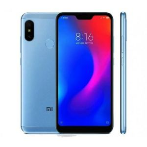 Xiaomi Mi A2 Lite Global Version 4G Phablet - LIGHT SKY BLUE