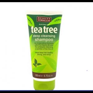 Beauty formulas deep cleansing shampoo - 200 ml