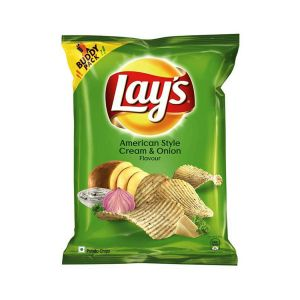 Lays Medium American style & cream Onion - 52 g