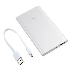 Xiaomi MI 5000mAh Power Bank 2 - Black
