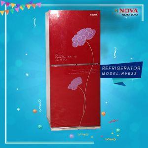 Nova Refrigerator Auto Defrost(NV 633)