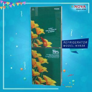 Nova Refrigerator Auto Defrost(NV 636)