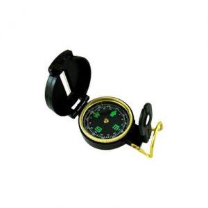 Travel Compass - Black