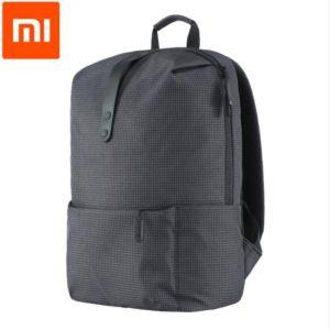 Xiaomi Mi Backpack College Casual Shoulders Bag 15.6 Inch 26L Travel Bags Laptop Bag - Black