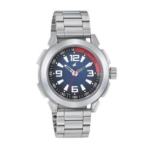 3130SM02 Stainless Steel Analog Watch For Men - Silver-FTB0076