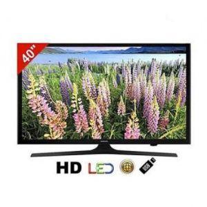 Samsung - FULL HD LED INTERNET TV 40'' J5200 - Black