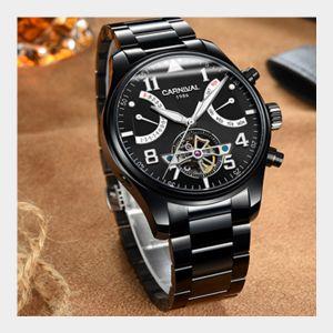 Carnival Tourbillon Automatic Watch Men 8783B