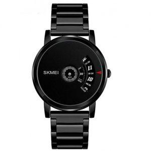 SKMEI Analog Dial Men's Watch-1260 Black