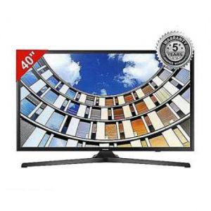 "Samsung - Full HD LED TV 40"""" UA-40M5100AR - Black"