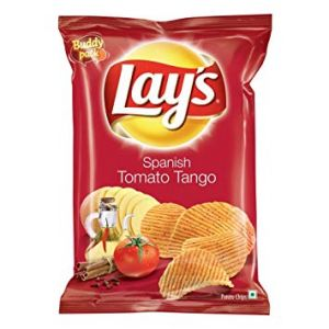 Lay's Spanish Tomato Tango Chips 52 gm