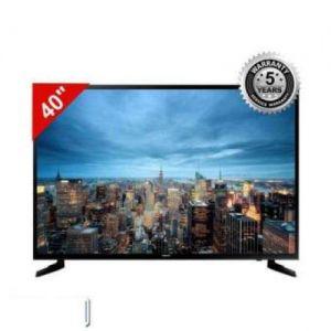 Samsung - LED TV 40'' JU6000K4K - Black