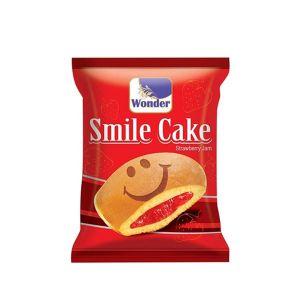 PRAN Wonder Smile Cake Strawberry 35gm 5500001072