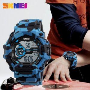 Skmei 1233 Men Digital Wristwatches Fashion Big Dial Waterproof