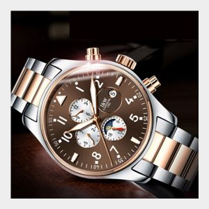 Carnival Tourbillon Automatic Watch Men 8764G1