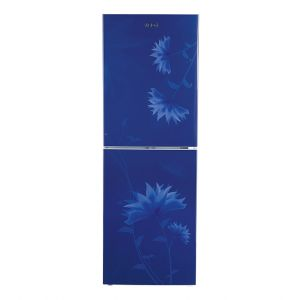 Vision Refrigerator RE-238 L Lotus Flower Blue-BM
