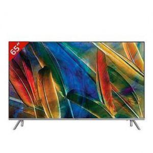 "Samsung - MU7000 UHD Smart LED TV - 65"""" - Black"