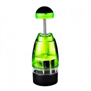 Master Kitchen Slap Chop Vegetable Cutter - Green