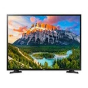 "Samsung - Samsung 43"""" LED TV UA43N5100ARSER - Black"