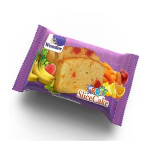 Wonder Fruit Slice Cake 100gm 5500000888