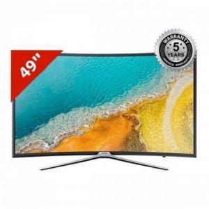 Samsung - Smart LED TV 49'' K6300 - Black