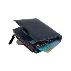 Short Male Card Holder Leather Men Wallet Man Coin Pocket Purse Carteras Money Portfel Walet