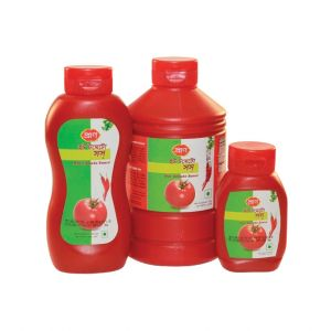 PRAN Hot TS Plastic Jar-1000 gm