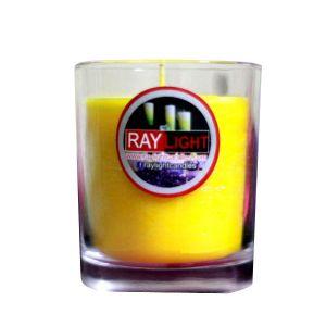 Glass/Glass Jar aroma Candle