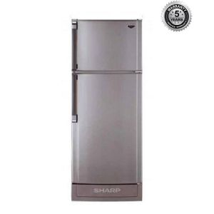 Sharp 2 Door Fridge SJ-S172K-SL