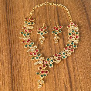 Fashionable Jewelry Set-9